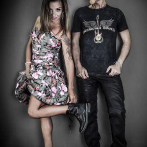 Sara and Giorgio
